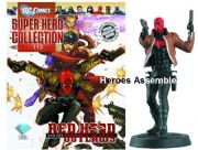 Eaglemoss DC Comics Super Hero Figurine Collection #112 Red Hood And The Outlaws